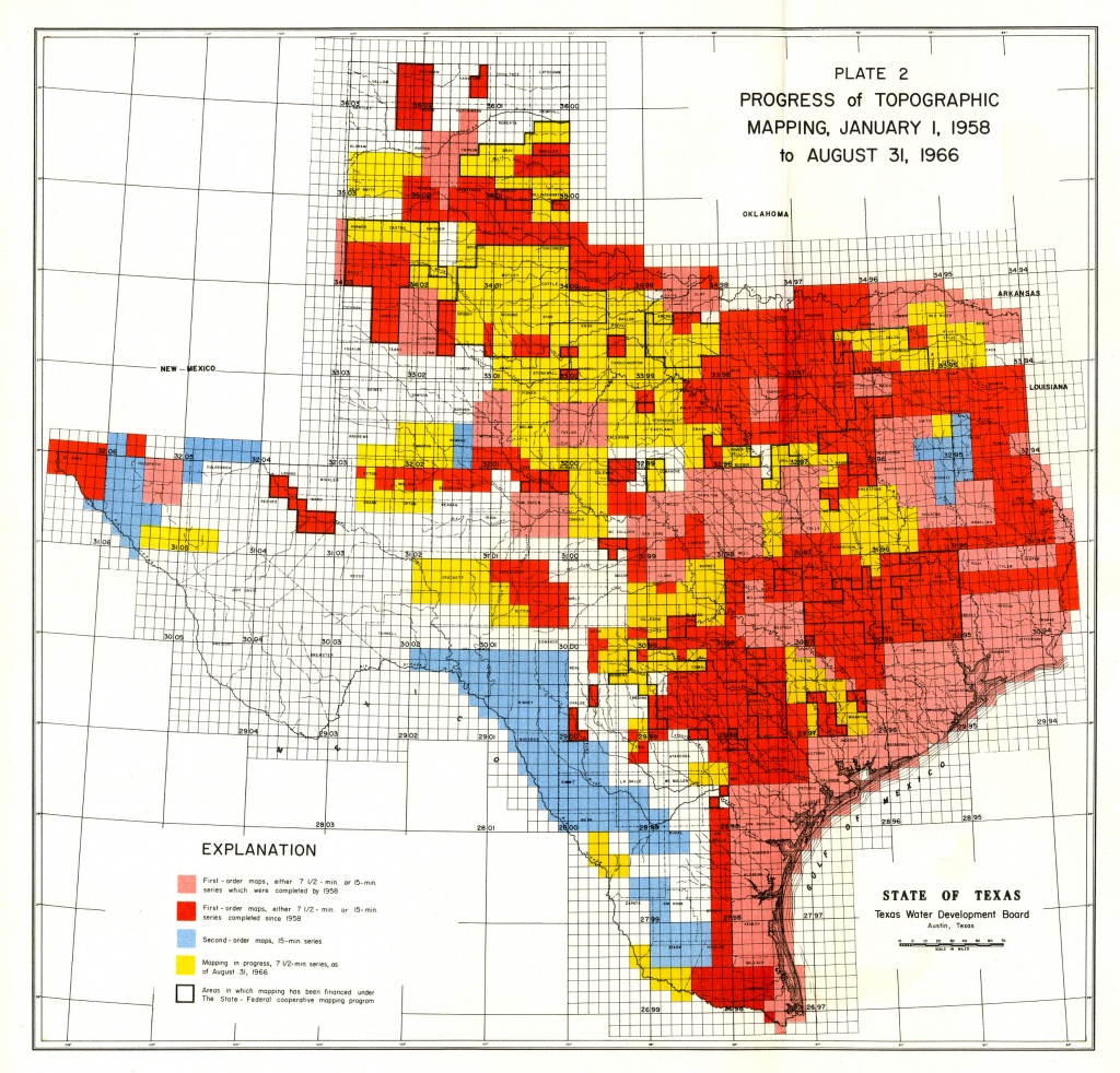 Numbered Report 40 | Texas Water Development Board - Texas Flood Insurance Map