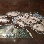 Oc] [Lmop] Cragmaw Hideout Map Built For Our Group Of First Timers   Cragmaw Hideout Printable Map