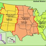 Ohio Time Zone Map | Secretmuseum   Florida Zone Map
