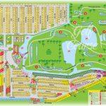 Okeechobee, Florida Campground | Okeechobee Koa   Florida Rv Campgrounds Map
