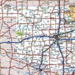 Oklahoma Road Map   Printable Map Of Oklahoma