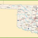 Oklahoma State Maps | Usa | Maps Of Oklahoma (Ok)   Printable Map Of Oklahoma