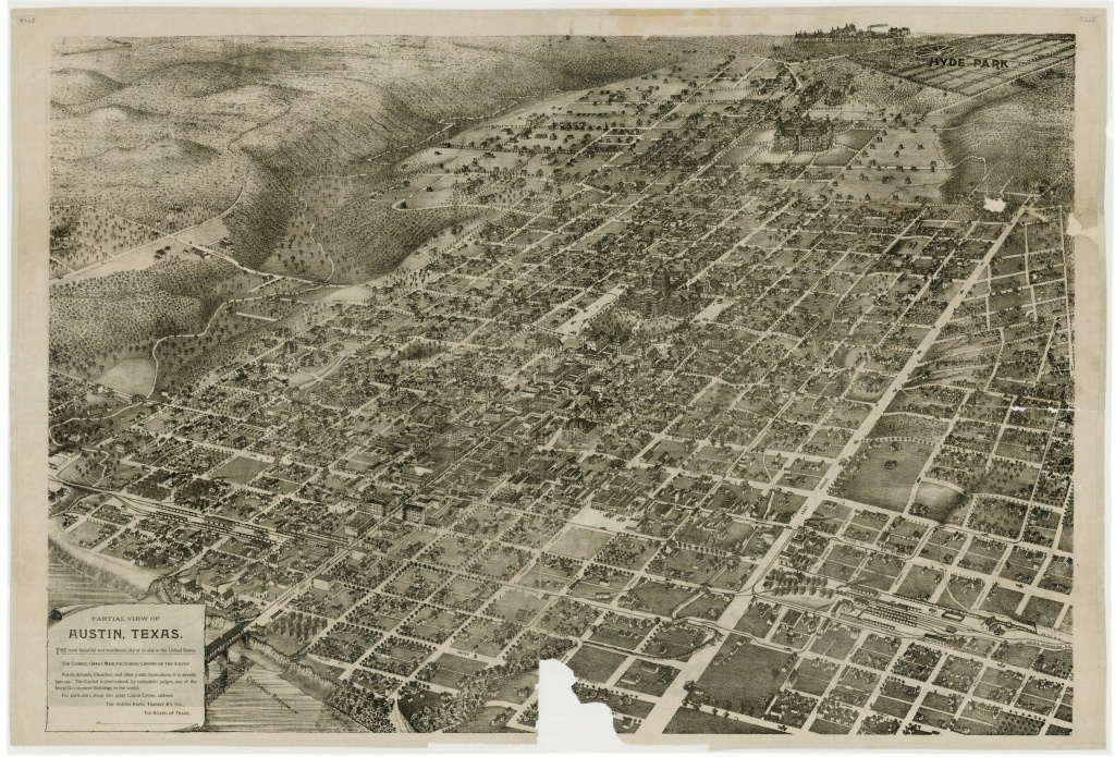 Old Map Of Austin | Infograph-Ify | Austin Map, Map Store, Old Maps - Map Store Austin Texas