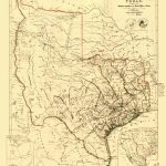 Old State Map   Republic Of Texas   Arrowsmith 1841   23 X 27.78   Republic Of Texas Map