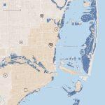 Opinion | Miami Battles Rising Seas   The New York Times   Florida Flood Zone Map