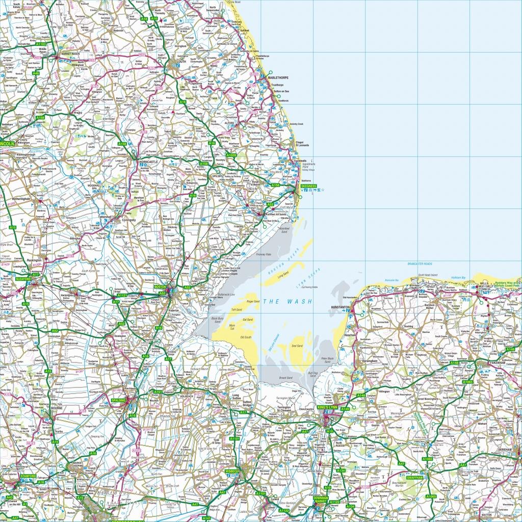 Ordnance Survey - Wikipedia - Printable Os Maps