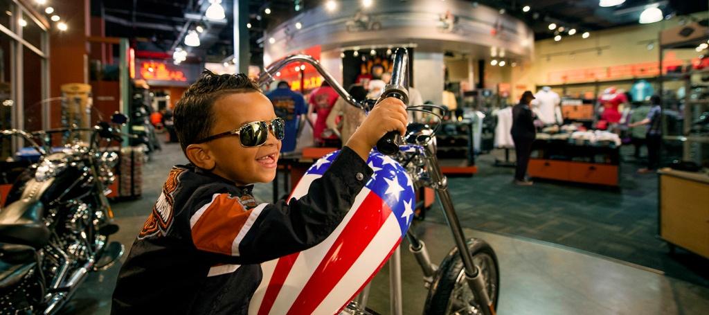 Orlando Harley-Davidson® | Disney Springs - Harley Davidson Dealers In Florida Map