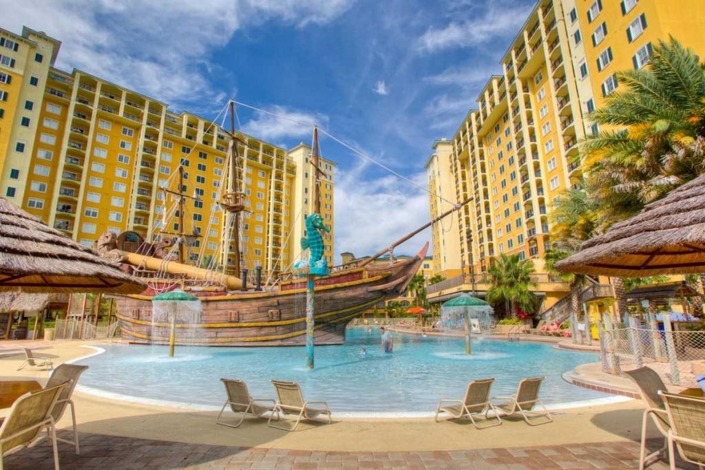 Orlando Hotel Suites | Lake Buena Vista Resort - Map Of Lake Buena Vista Florida Hotels