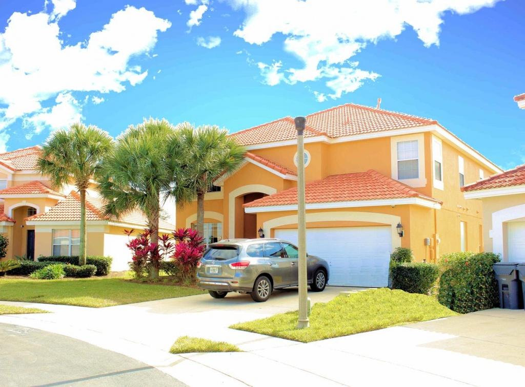 Orlando Magic Villa, Davenport, Fl - Booking - Davenport Florida Hotels Map