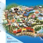 Orlando Universal Studios Florida Map   Universal Orlando Florida Map