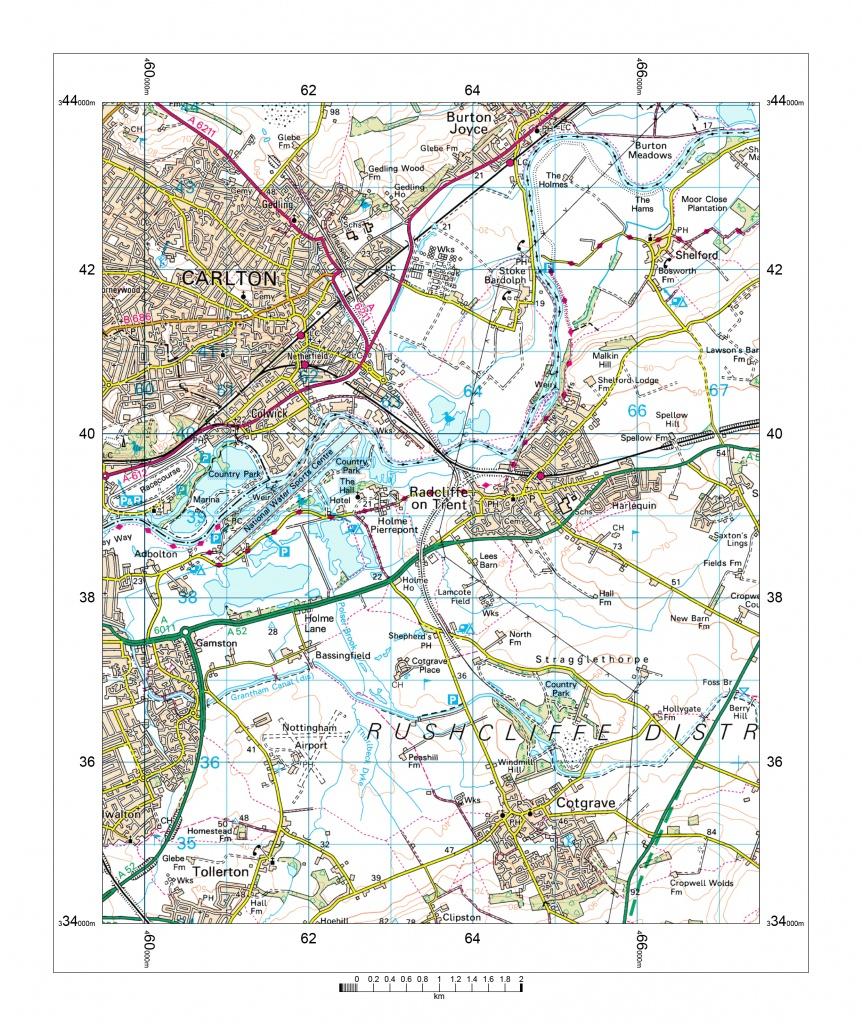Os Small Scale Mapping | John E. Wright - Printable Os Maps