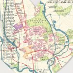 Oxford Map Heart Printbombus Off The Peg | Notonthehighstreet   Printable Map Of Oxford