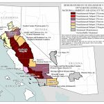 Ozone Attainment Designations  1997 8 Hour Standard, Maps, Air   Southern California Air Quality Map