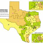 Paintingnumbers: It's Redistricting Time Again! Wherein We   Texas Us Senate District Map