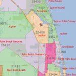 Palm Beach Gardens, Jupiter Florida Real Estatezip Code   Florida Zip Code Map