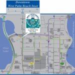 Palm Tran Bus Service   Highland Beach Florida Map
