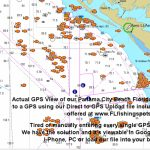 Panama City Florida Fishing Map | Fishing | Panama City Panama   Lynn Haven Florida Map
