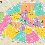 Paris Maps | France | Maps Of Paris   Printable Map Of Paris City Centre