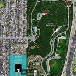 Parking At Levitt Pavilion — Levitt Pavilion Denver   Mid Florida Amphitheater Parking Map