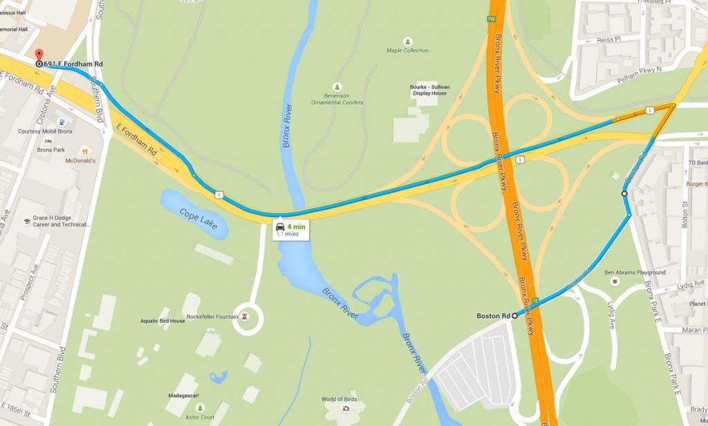 Parking Lots Full? - Bronx Zoo - Bronx Zoo Map Printable
