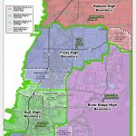 Pasco School District Posts Proposed Rezoning Map For Ridgewood High   Hudson Florida Map