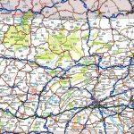 Pennsylvania Road Map   Printable Road Map Of Pennsylvania