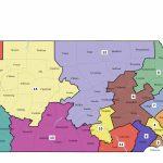 Pennsylvania's Congressional Districts   Wikipedia   Texas Us Senate District Map
