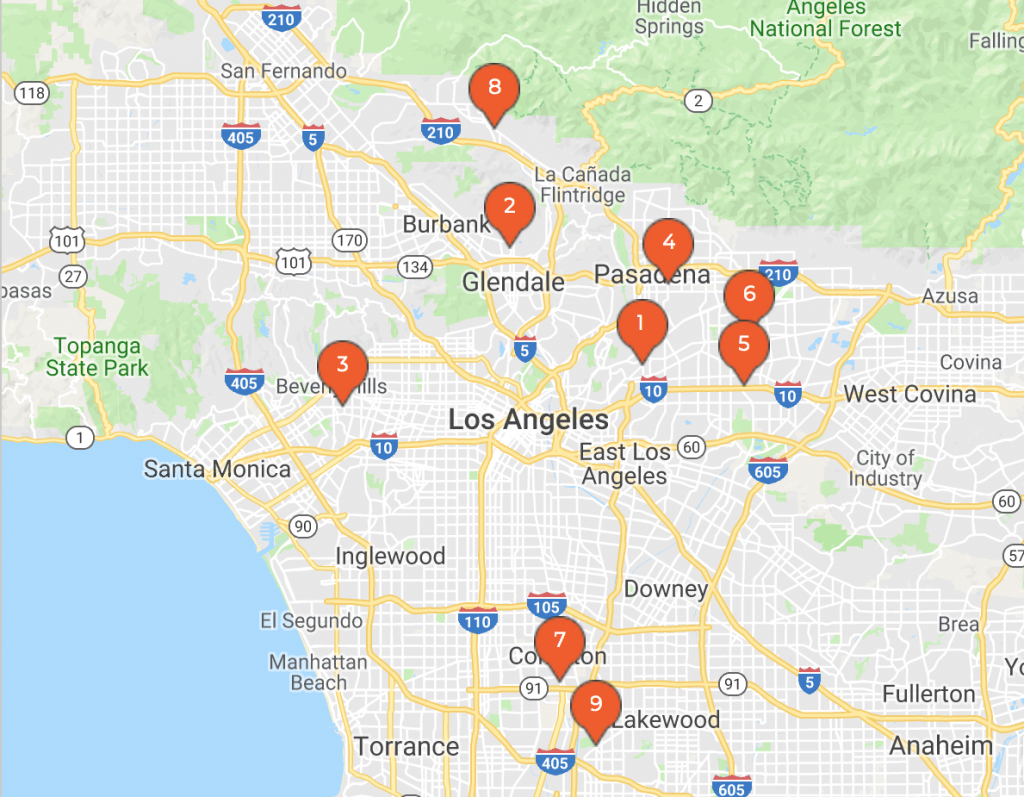 Pet Vaccine Clinic Los Angeles Ca | Mobile Pet Care | Vip Petcare - Parvo Outbreak Map 2017 California