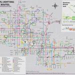 Phoenix Street Map And Travel Information | Download Free Phoenix   Printable Map Of Phoenix