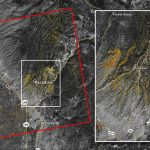 Photos: Camp Fire Damage Visible From Space   California Fire Damage Map