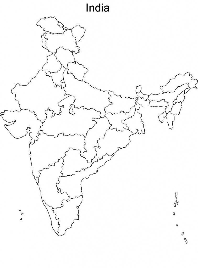 Pin4Khd On Map Of India With States In 2019 | India Map, India - Printable Map Of India