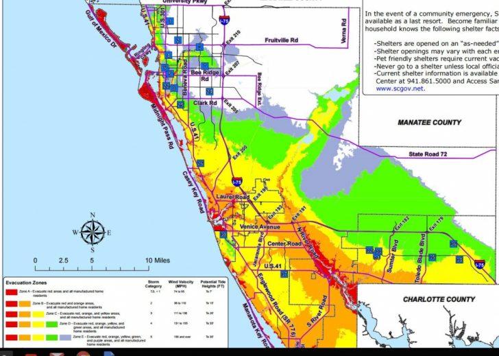 Flood Zone Map Port St Lucie Florida