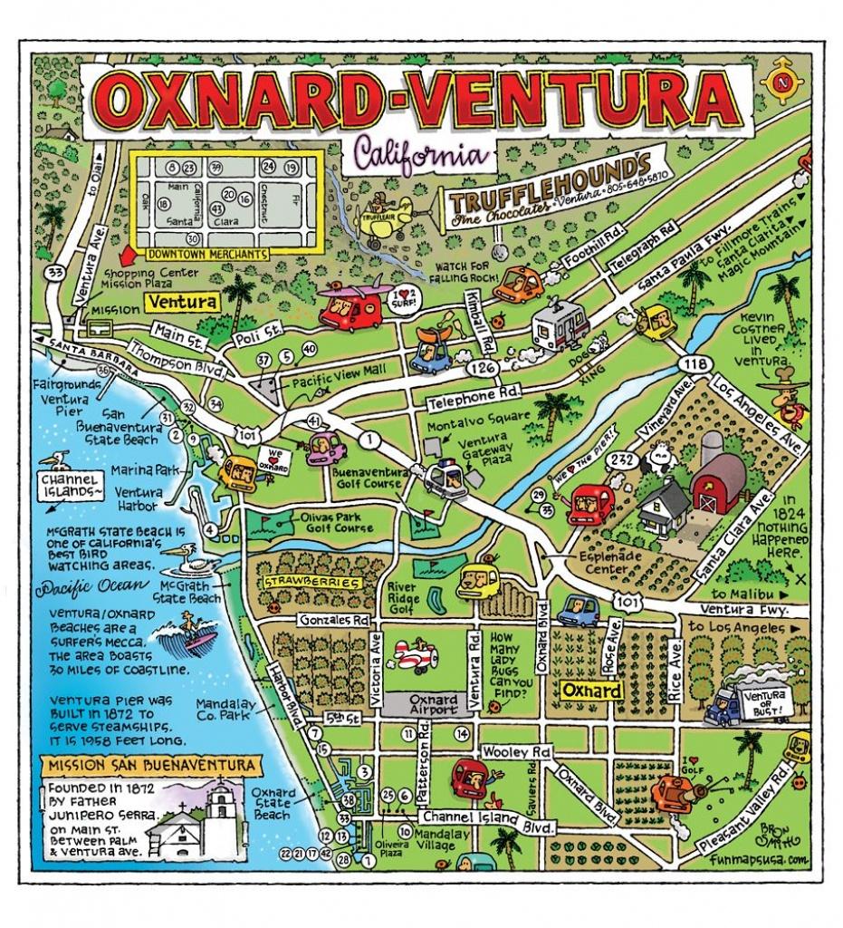 Pincalo Master Locksmith Oxnard On Oxnard, Ca | Ventura - Ventura California Map