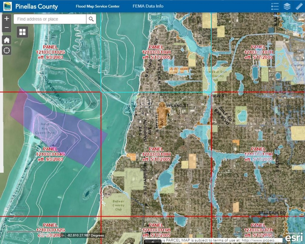 Pinellas County Schedules Meetings After Recent Fema Updates | Wusf News - Fema Flood Zone Map Sarasota County Florida