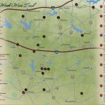 Piney Woods Wine Trail | Texas Uncorked   Texas Wine Trail Map