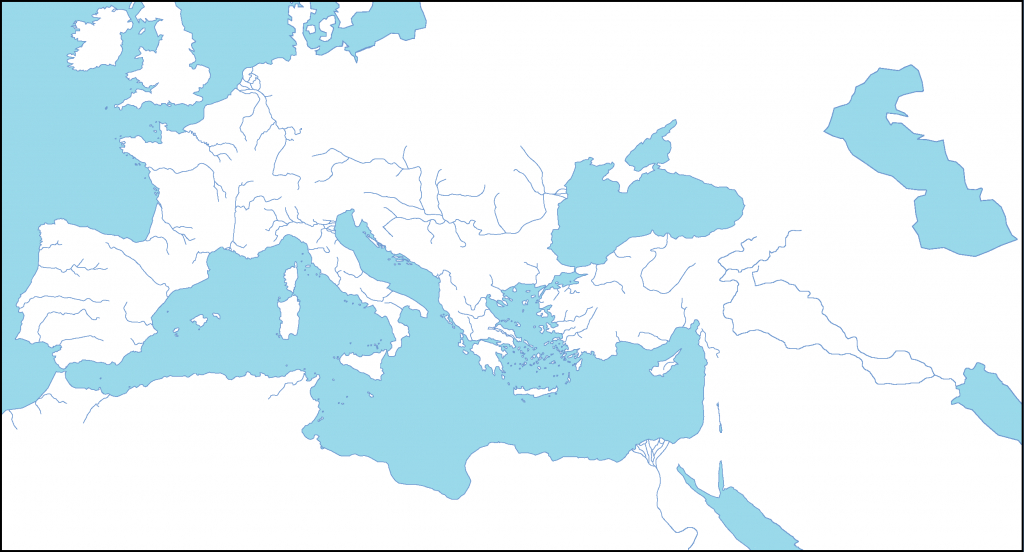 Pinhttp://stores.ebay/hillbillycoinsandnovelties On Roman - Roman Empire Map For Kids Printable Map