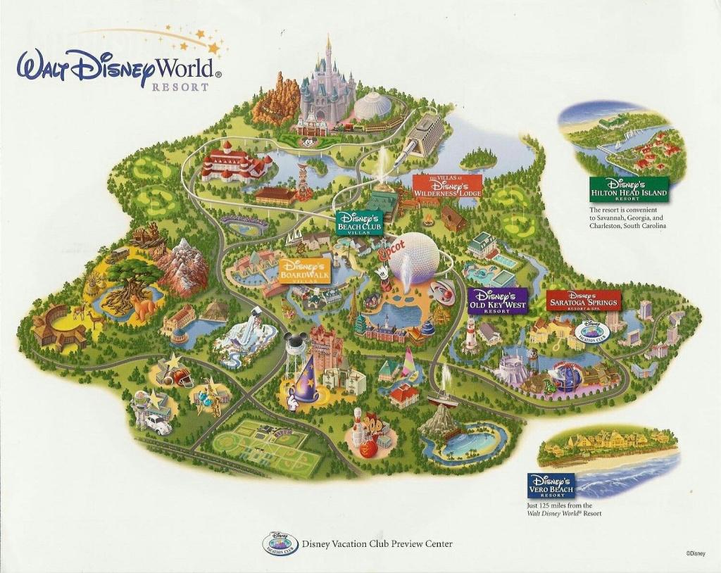Pinitachi On Wanderlust | Disney World Map, Disney Vacation Club - Disney Springs Florida Map