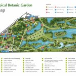 Pinjan On Florida | Botanic Garden Map, Florida Botanical   Florida Botanical Gardens Tourist Map