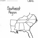 Pinnadine Castro On School | Us Map Printable, Map, Us Map   Southeast States Map Printable
