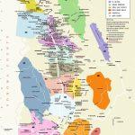 Pinnapa Valley Wine Trolley On Napa Valley Travel Tips | Sonoma   Napa Winery Map Printable
