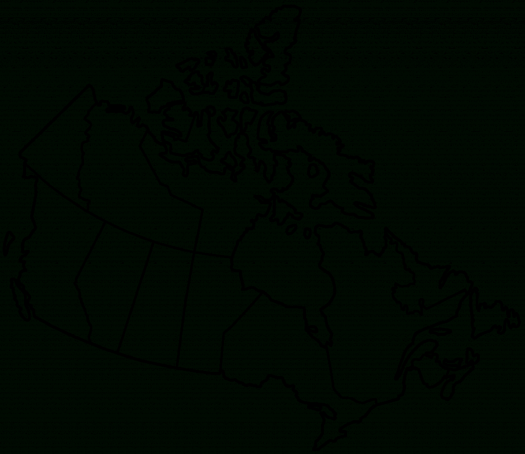 Pinrhonda Scroggins On Geography And History   Map, Canada For - Free Printable Map Of Canada For Kids