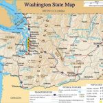 Pinsaitama On Map | Washington Map, Washington State Map   Printable Map Of Washington State