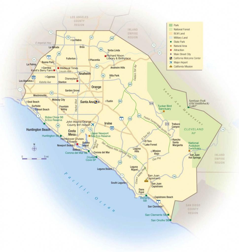Pinsonia Chandiramani On Laguna Hills, Orange County,ca - Orange County California Map