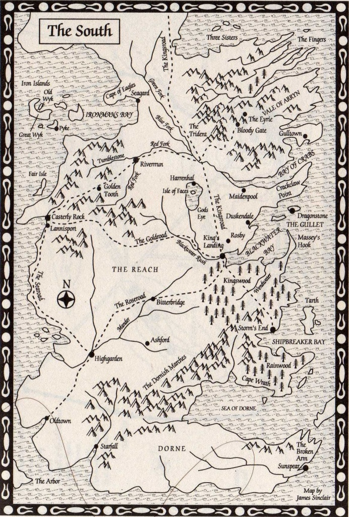 Pintess Richardson On Fictional Places & Spaces In 2019 | Game - Game Of Thrones Printable Map