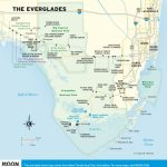 Planning A Trip To Everglades National Park | Florida | Everglades   Florida Everglades Map