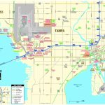 Pocket Map   Cruise Terminal Tampa Florida Map