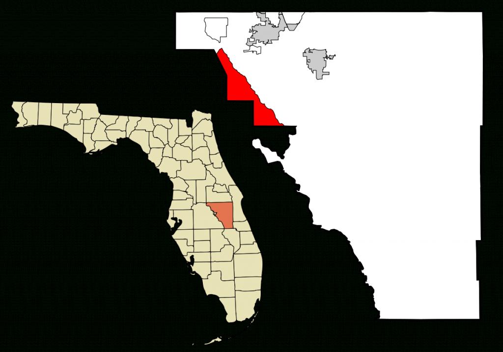 Poinciana, Florida - Wikipedia - Solivita Florida Map