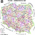 Poland Maps | Printable Maps Of Poland For Download   Printable Map Of Poland