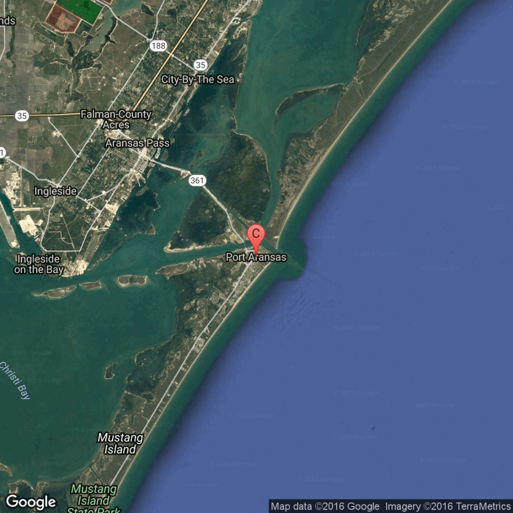 Port Aransas Pet Friendly Hotels | Usa Today - Google Maps Port Aransas Texas