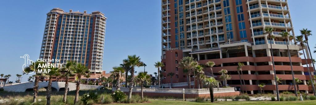 Portofino Island Resort | Wyndham Vacation Rentals - Portofino Florida Map